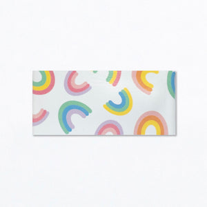 Snap Clip | Rainbow Leather