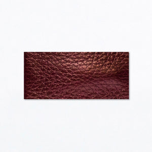 Snap Clip | Mulberry Leather