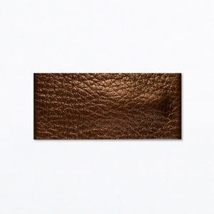 Snap Clip | Bronze Leather