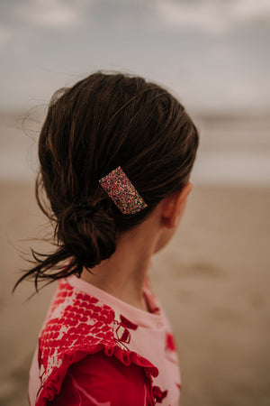 Snap Clip | Sea Star Glitter