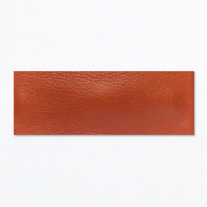Snap Clip | Pumpkin Leather