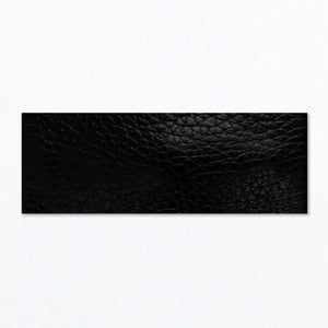 Snap Clip | Black Leather