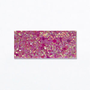 Snap Clip | Candy Pink Glitter
