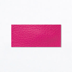 Snap Clip | Barbie Pink Leather