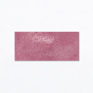 Snap Clip | Frosted Rose Leather