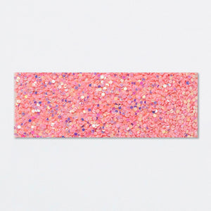 Snap Clip | Party Pink Glitter