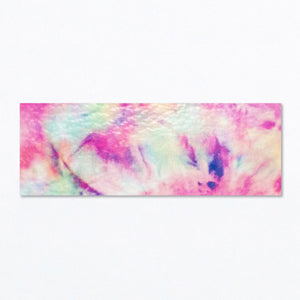 Snap Clip | Tie Dye Leather