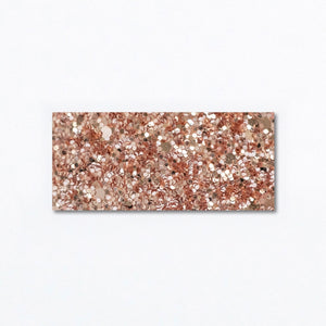 Snap Clip | Blush Gold Glitter