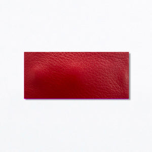 Snap Clip | Red Leather