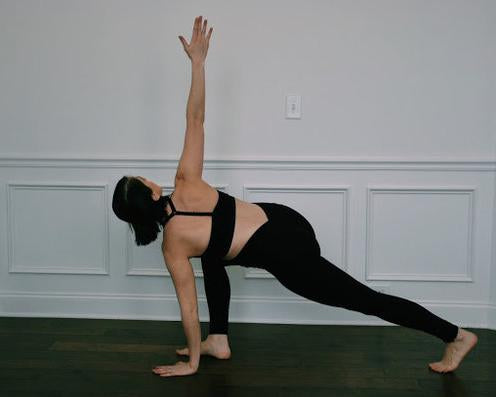 A Simple Prenatal Yoga Routine