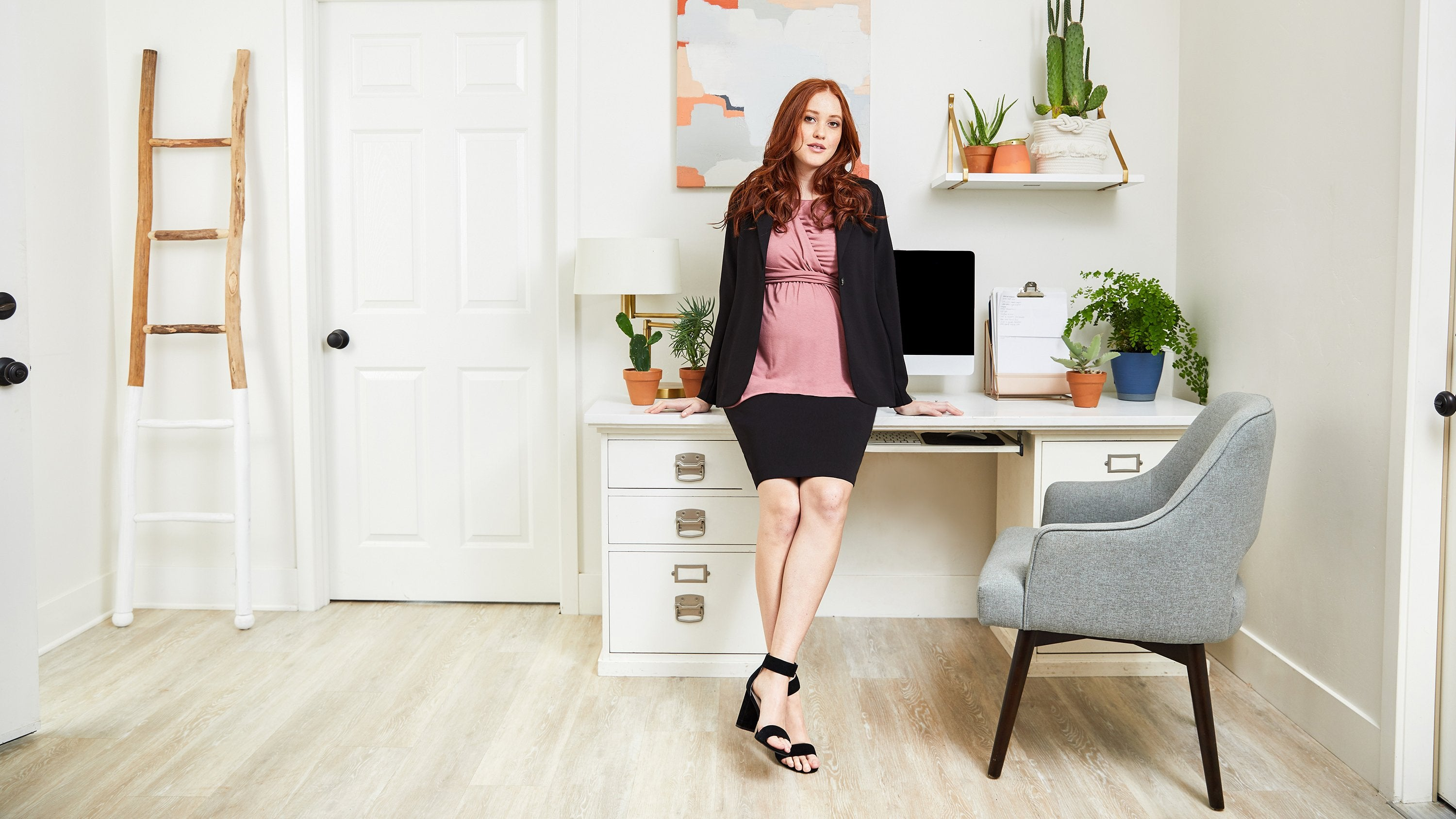 Curating a Postpartum Closet: Back-to-Work Essentials