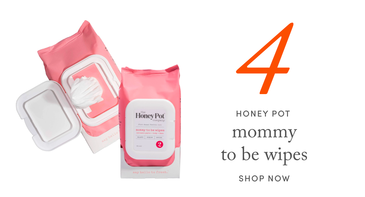 Honey Pot Mommy To Be Wipes
