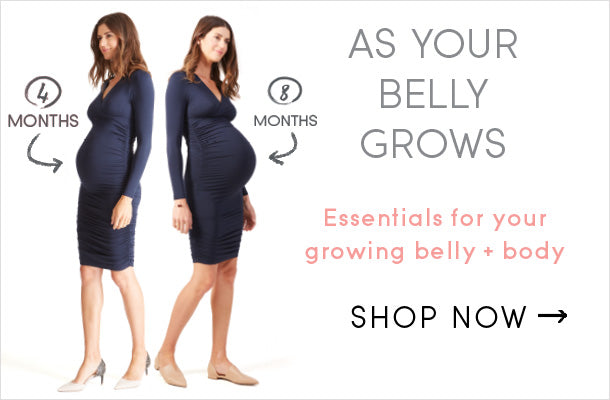 As Your Belly Grows