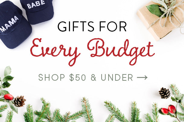 Shop Maternity Gifts Under 50
