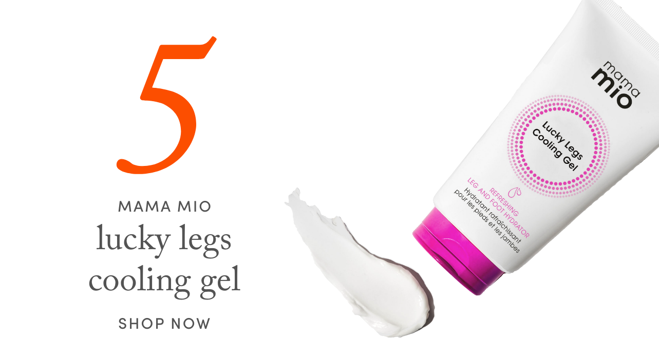 Mama Mio Lucky Legs Cooling Gel