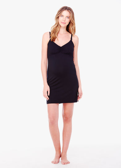 Drop Cup Nursing and Maternity Chemise