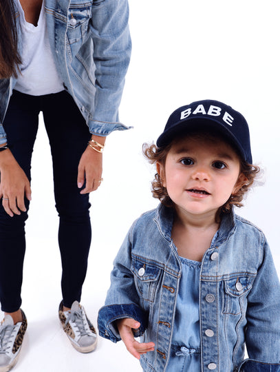 Mama & Babe Hat Set