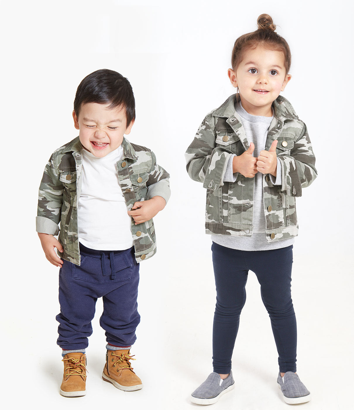 Universal StyleGreat for girls and boys, sizes 3 months to 4T.