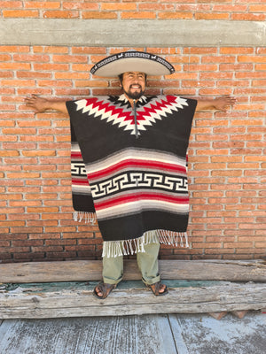 Gabino Barrera Poncho - Red