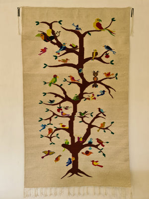 Tree of life: bird language