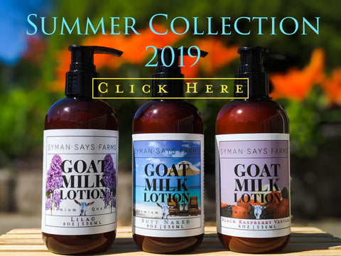 Summer lotion