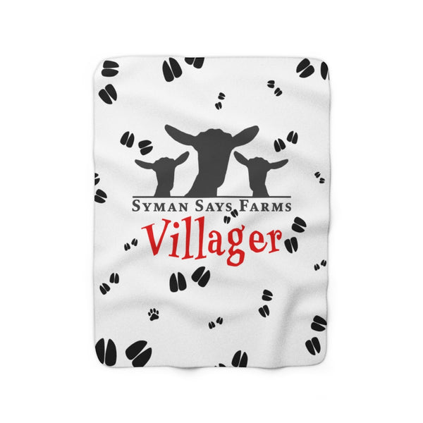 Fleece Villager Blanket