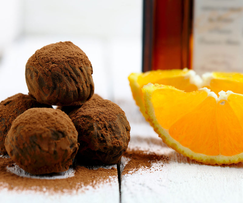 Chocolate Orange Truffle | Lip Balm
