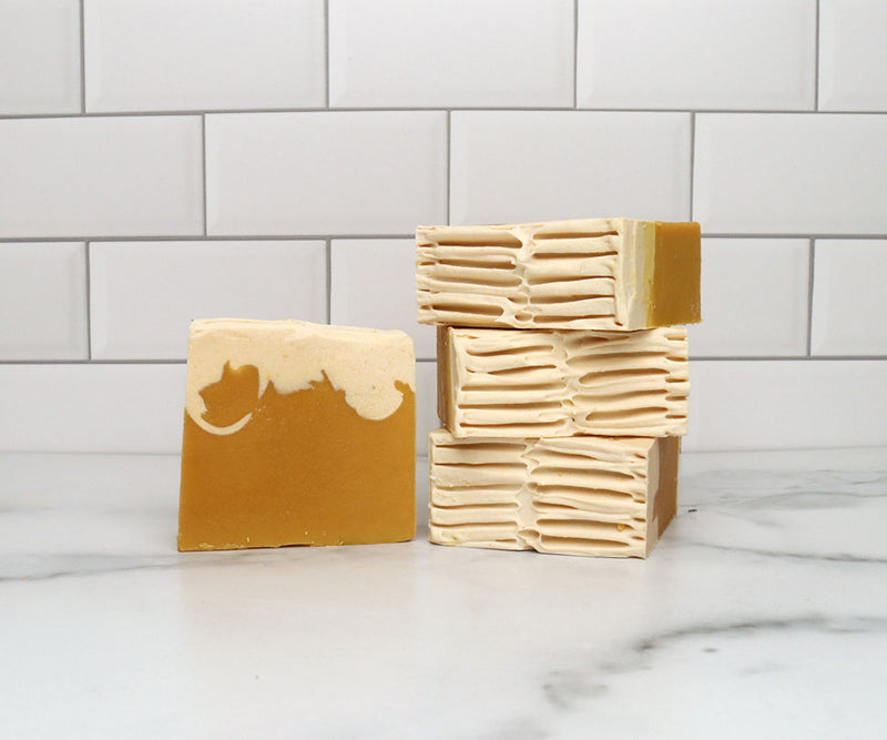 Lemon Bar | Goat Milk Soap