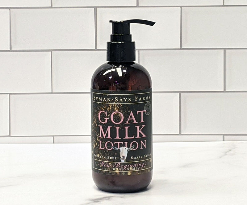 New Beginnings | Goat Milk Lotion