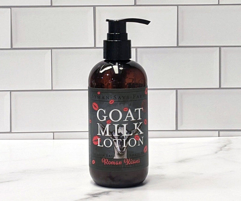 Roman Kisses | Goat Milk Lotion