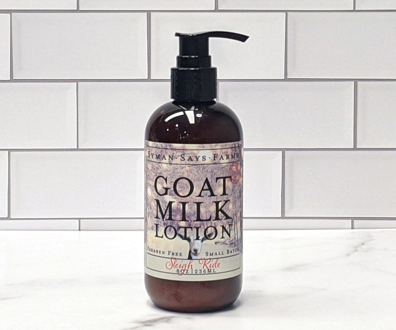 Sleigh Ride | Goat Milk Lotion
