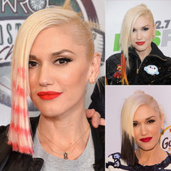 Gwen and toner on platinum