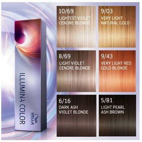 as of 112017 we will continue to send 1 pair of surgical gloves 2 1oz measure cups w all hair color orders this year you may also request a 12 - Illumina Color Wella Nuancier