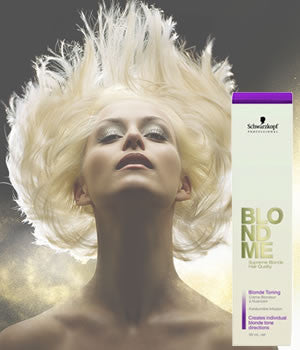Blonding .BLOND.ME  by Schwarzkopf - Killerstrands Hair Clinic - 4