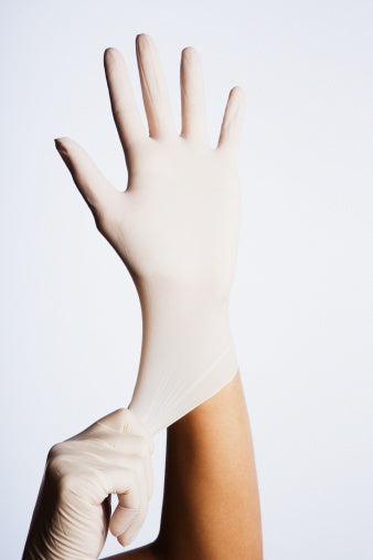 Latex Gloves - (surgical) - Killerstrands Hair Clinic - 1