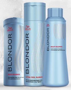 Blondor Lighteners by Wella - Killerstrands Hair Clinic - 1