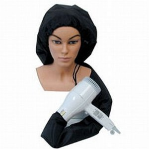 Travel Hair Dryer - Heater Hair Hood Dryer System - Killerstrands Hair Clinic