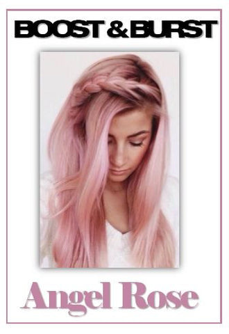 """ ROSE GOLD Hair Color : Demi & Permanent Hair Color --"