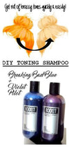 TONERS --> BLONDE'S: Fight Brass/Gold/Blorange Blondes