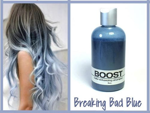 2oz.BOOST + BURST - Fun size  - Professional Tinted Shampoo + Conditioners - Killerstrands Hair Clinic - 19