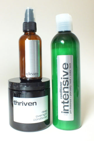 INTENSIVE - ( porosity + pH products) - Killerstrands Hair Clinic - 3