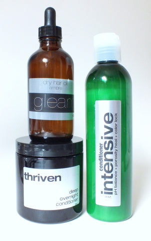 INTENSIVE - ( porosity + pH products) - Killerstrands Hair Clinic - 2