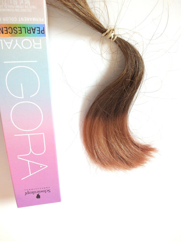 'Pearlessence PASTEL Hair Color' - IGORA ROYAL by SCHWARTZKOPF - Killerstrands Hair Clinic - 2