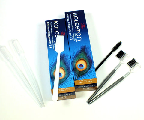 'Eyebrow Color Kit' by Killerstrands - Killerstrands Hair Clinic - 3