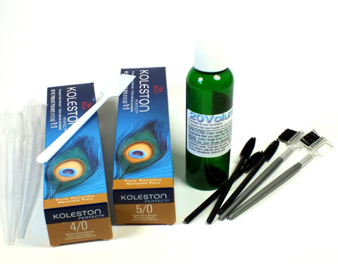 'Eyebrow Color Kit' by Killerstrands - Killerstrands Hair Clinic - 1