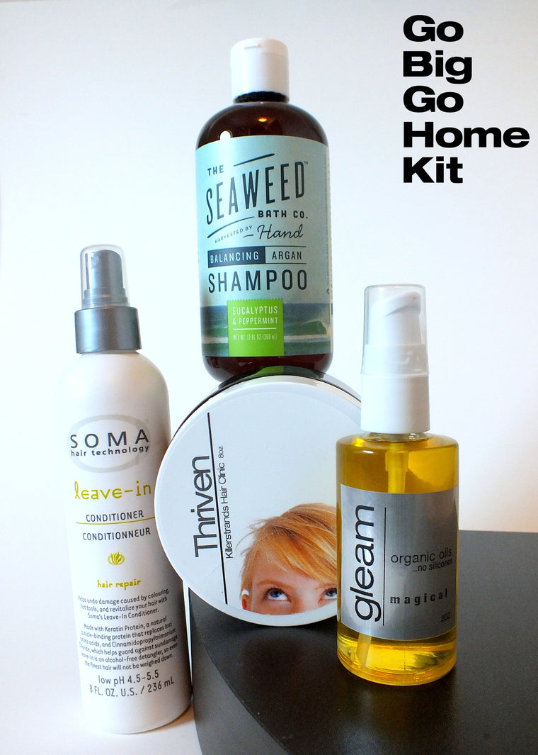 #1 Damaged Hair Repair Products + Kits by Killerstrands - Killerstrands Hair Clinic - 2