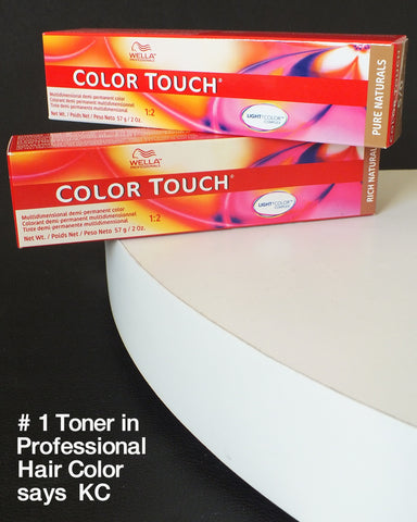 ' TONERS --> BLONDE'S ' : Fight Brass/Gold/Blorange Blondes ---