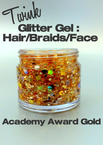 ' #1 - TWINK & TWINK2 - ' Silky Glitter Hair Gel by Killerstrands