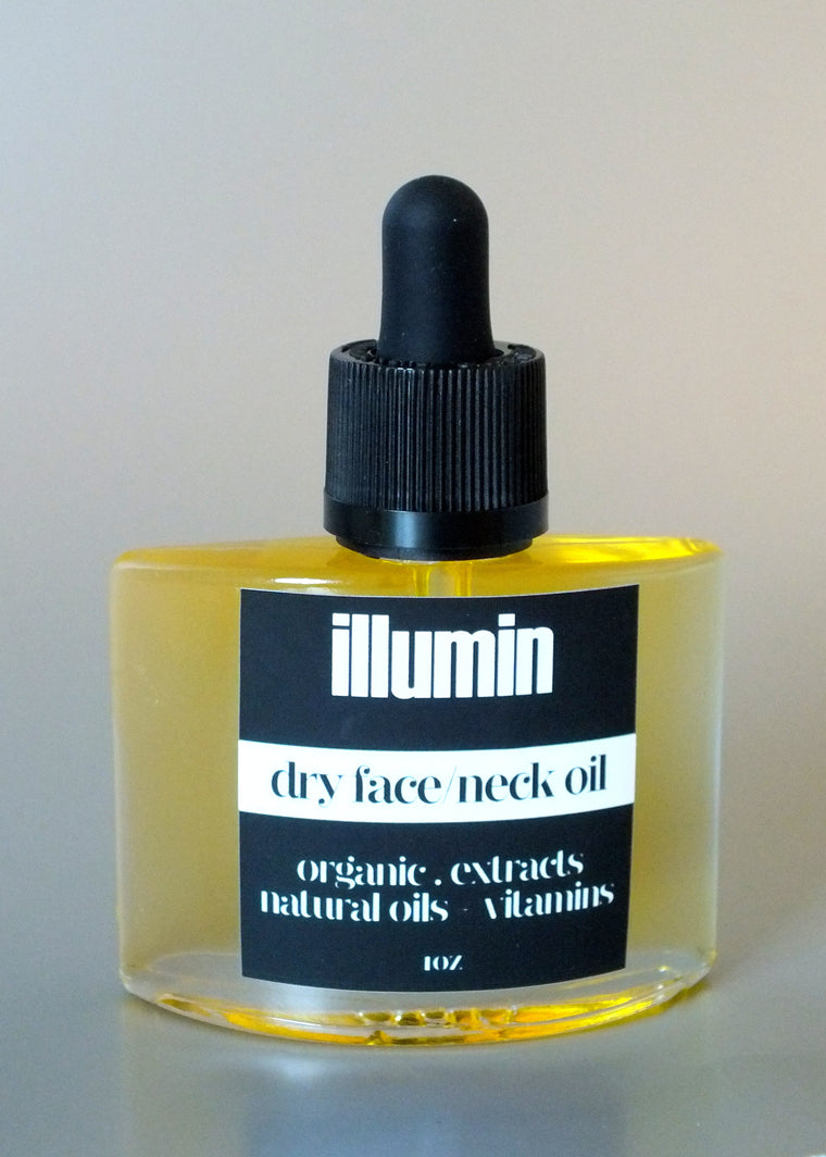 ILLUMIN - Dry Face/Neck Oil