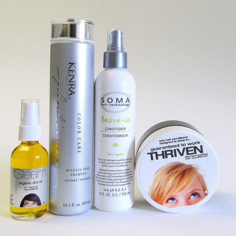 Killerstrands Products Combinations - Killerstrands Hair Clinic - 2